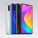 Xiaomi Mi 9 Lite colores que puedes comprar