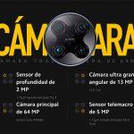 Xiaomi Poco F2 Pro cámaras