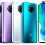 Xiaomi Poco F2 Pro colores