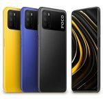 Xiaomi Poco M3 colores