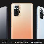 Redmi Note 10 Pro Colores